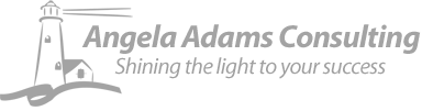 angela adams logo